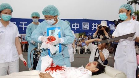 Corruzione e traffico di organi nella Mani Pulite cinese