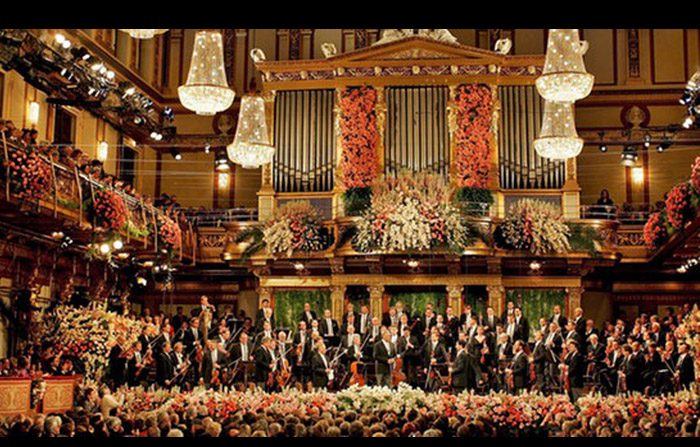 Buon 2016 dalla Filarmonica di Vienna   capodanno   Concerto ...