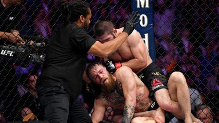 Conor McGregor sospeso dalla Ufc dopo l'incontro con Nurmagomedov
