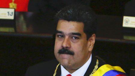Usa, incriminato Maduro per narcoterrorismo