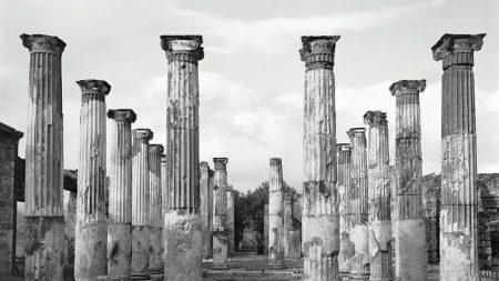 Pompei, paesaggio vivente tra passato e presente