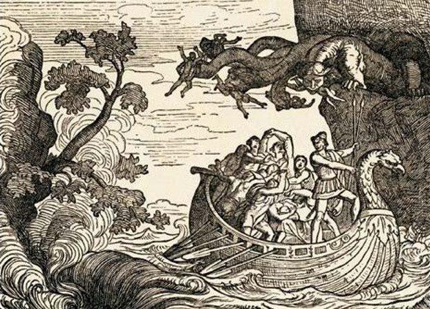 Scilla e Cariddi, un mito perfettamente attuale