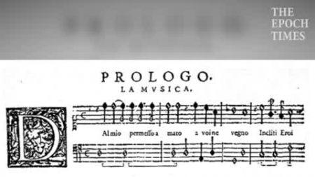 Il mito di Orfeo ed Euridice nell'opera di Monteverdi (Video)