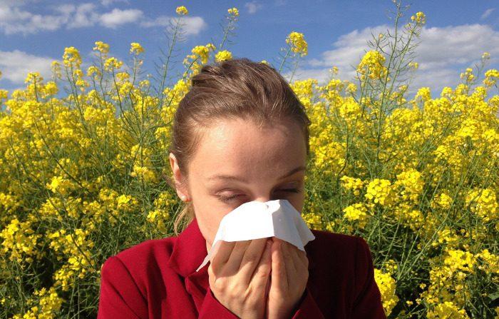 8 rimedi naturali contro le allergie