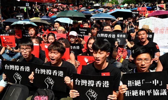 Gli abitanti di Hong Kong trovano una nuova 'patria' a Taiwan