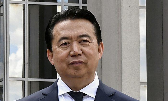 L'ex capo dell'Interpol Meng Hongwei colpito dall'anti-corruzione di Xi