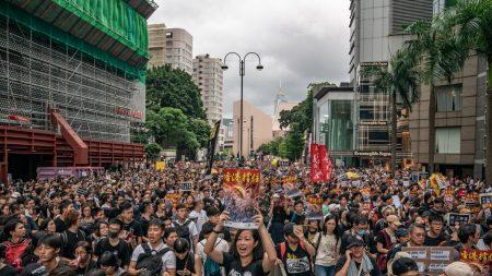 Hong Kong, finirà come Tienanmen?