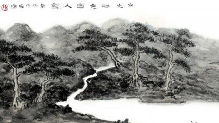 Racconti cinesi, l'onestà conduce Lu Yu da suo figlio