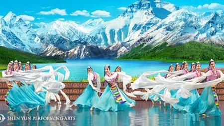 In prima visione mondiale Shen Yun mostra le tecniche perdute della danza classica cinese