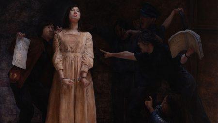 «Realizzare questo dipinto era la mia missione»