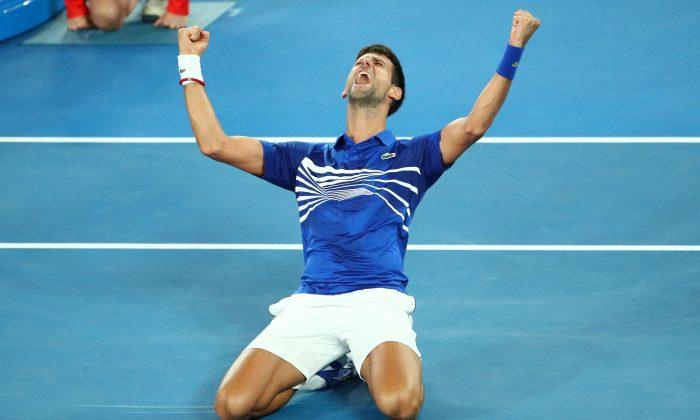 Australian Open, Djokovic preoccupato dal fumo degli incendi boschivi