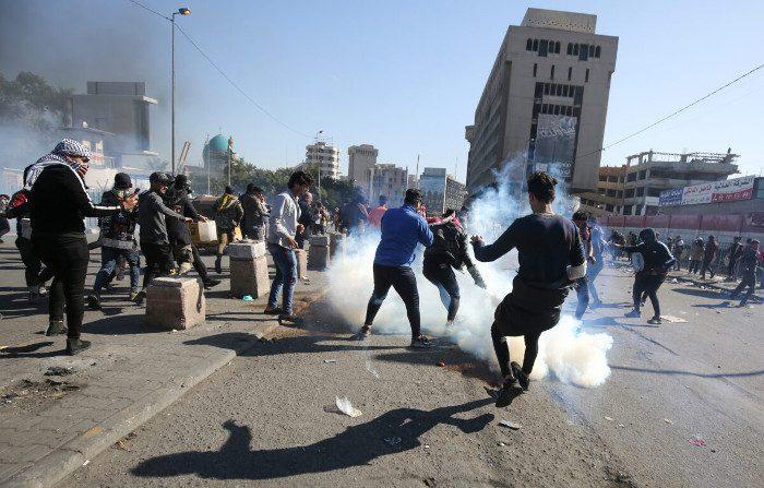 Iraq, razzi sull'ambasciata Usa durante le proteste contro il governo