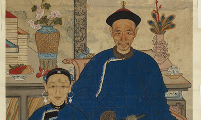 Una dimora piena di Dei, un'antica tradizione cinese