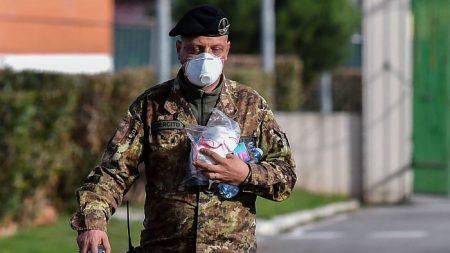 I preoccupanti nuovi casi di Coronavirus in Italia