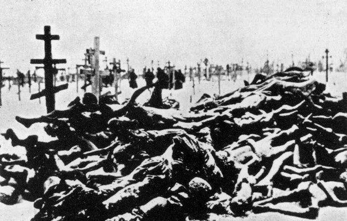 La carestia russa di 'Povolzhye' e il cannibalismo tra i contadini