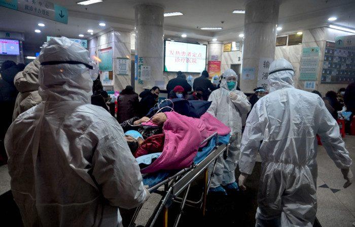 Le autorità cinesi nascondono la reale portata dell'epidemia