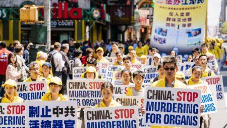 Dipartimento di Stato Usa condanna le violazioni dei diritti umani in Cina