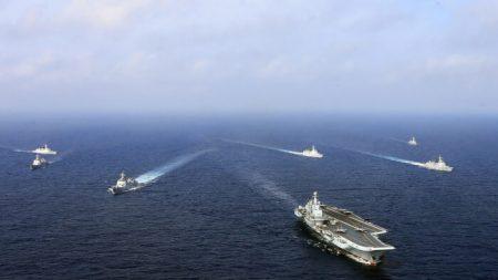 Nel Mar Cinese Meridionale aumentano le tensioni tra Cina e Usa