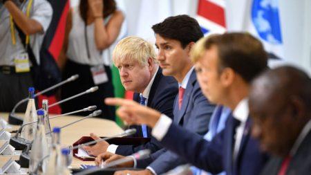 I leader del G7 uniti nella lotta al coronavirus