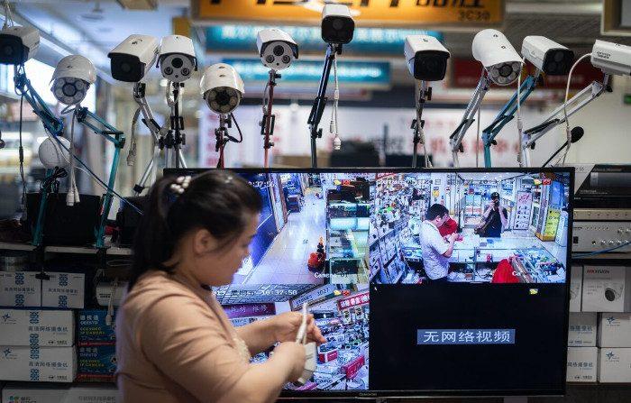 I giganti della tecnologia Usa aiutano le aziende di sorveglianza del regime cinese