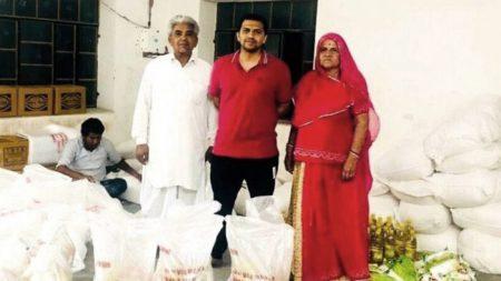 Lockdown in India, coppia di contadini sfama 7000 famiglie povere