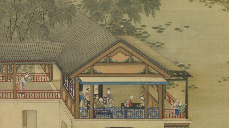 Storie dall'antica Cina, il governatore che si occupava dei malati di peste