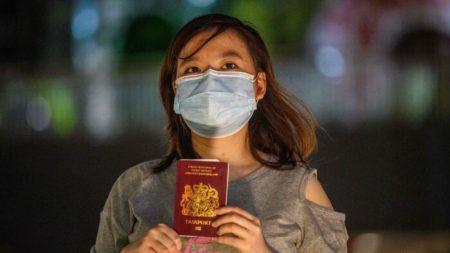 Il Regno Unito offre il visto a tutti i residenti di Hong Kong
