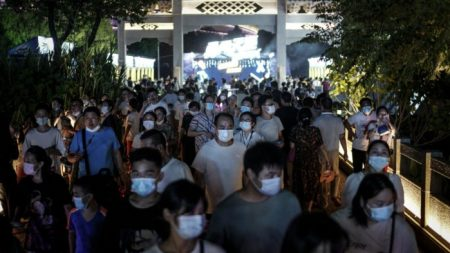 Cina meridionale, 4 scenari epidemici per l'inverno
