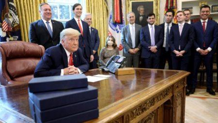 Trump media uno storico accordo di pace tra Israele e Sudan