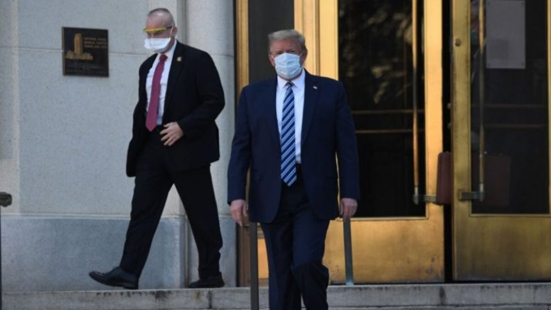 Coronavirus, Trump lascia l'ospedale: