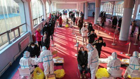 Covid-19 in Cina, i centri per la quarantena di Shenyang sono sovraffollati