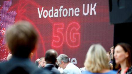 Epoch Times versione cinese bloccato sui dispositivi Vodafone nel Regno Unito