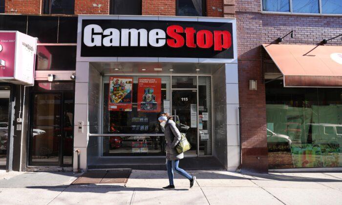 Il grande vincitore del caos GameStop? L'app cinese Webull