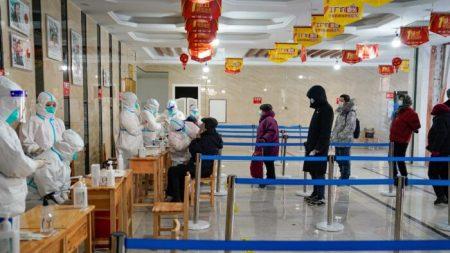 Ad Harbin l'epidemia di Covid continua a peggiorare