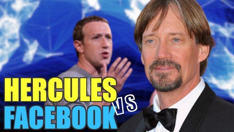 Video: Facebook oscura il dibattito sui vaccini, cacciato l'attore di Hercules Kevin Sorbo