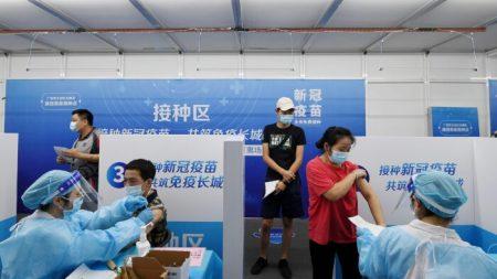 Il disastro dei vaccini cinesi