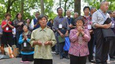Anziani cinesi perseguitati per la loro fede: «Le azioni malvagie del Pcc non saranno tollerate»