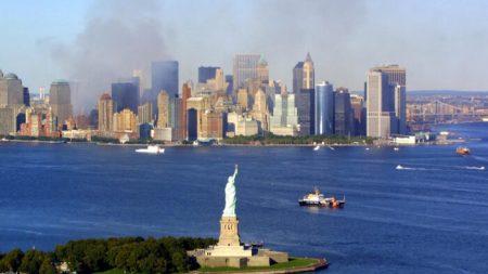 Gli eroi del mare dell'11 settembre. «Io una delle 500 mila vite salvate»