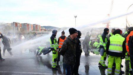 Trieste, i portuali incontreranno i ministri sabato