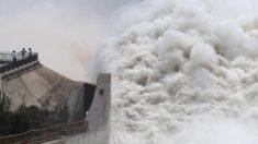 Inondazioni nella Cina occidentale distruggono la produzione agricola