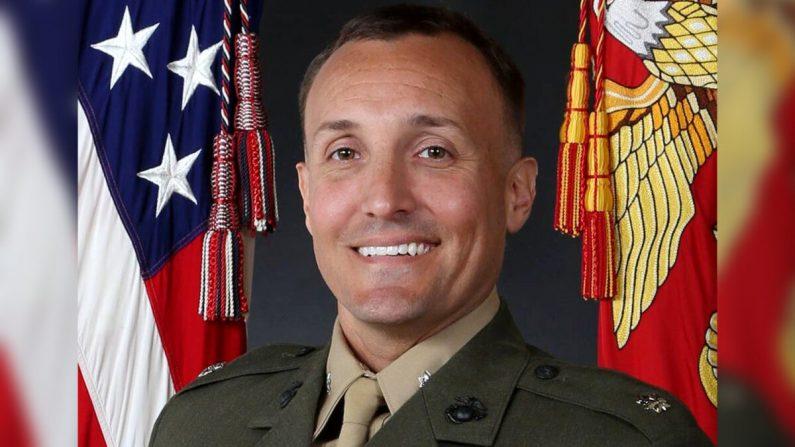 Ufficiale dei marines arrestato per aver chiesto serietà e onore ai vertici militari | Ntd News
