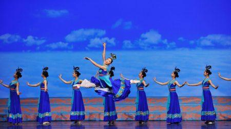 La verità sulla danza classica cinese