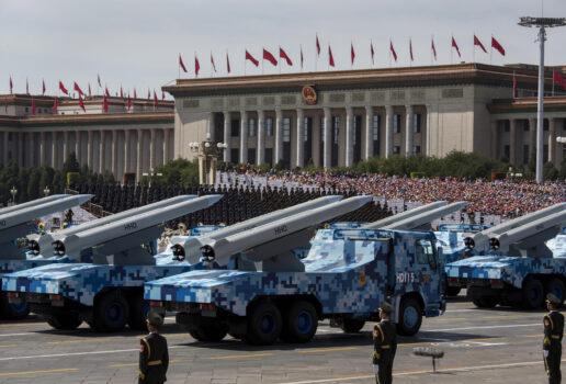 missili cinesi