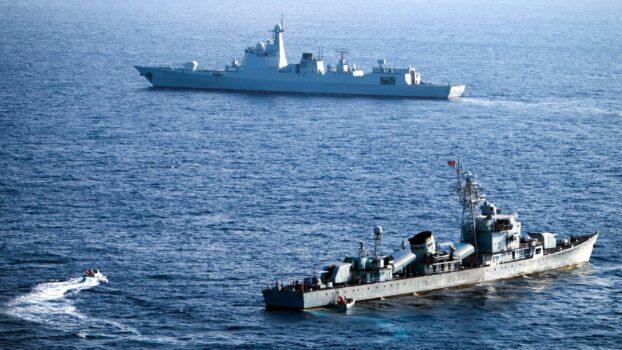 flotta cinese
